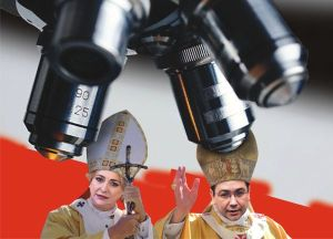 Microscopic popes Ponta and Dăncilă (and maybe others, too)